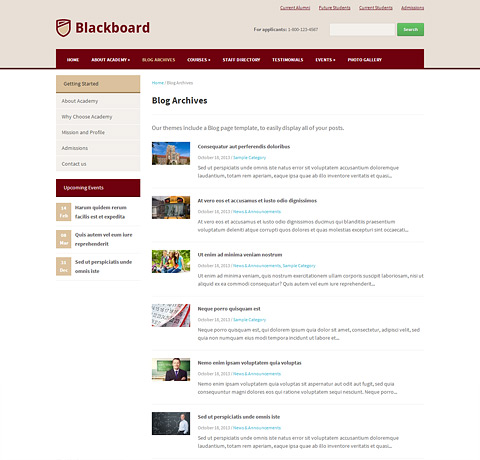 how to delete a blog on blackboard