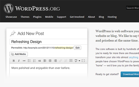 Step 1: Install WordPress