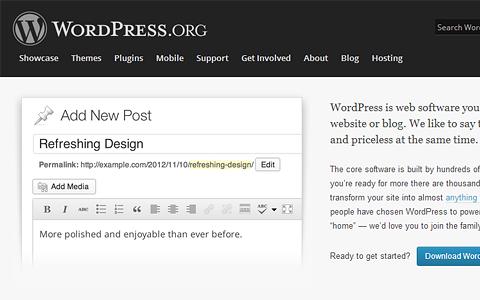 Step 1: Install WordPress